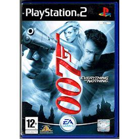 007 EVERYTHING OR NOTHING PS2