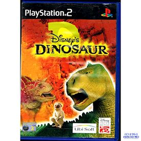 DISNEYS DINOSAUR PS2