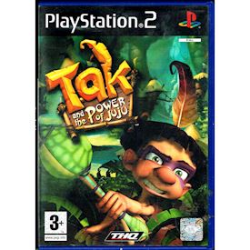 TAK AND THE POWER OF JUJU PS2