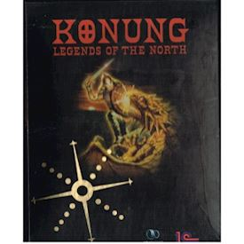 KONUNG LEGENDS OF THE NORTH PC BIGBOX