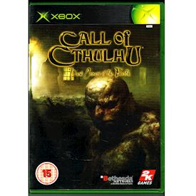 CALL OF CTHULHU DARK CORNERS OF THE EARTH XBOX