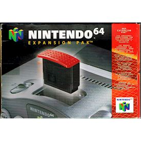EXPANSION PAK N64 BOXED