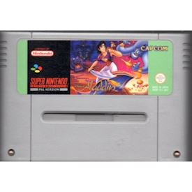 DISNEYS ALADDIN SNES