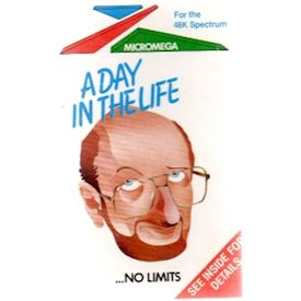 A DAY IN LIFE ZX SPECTRUM