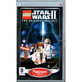 LEGO STAR WARS II THE ORIGINAL TRILOGY PSP