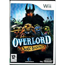 OVERLORD DARK LEGEND WII