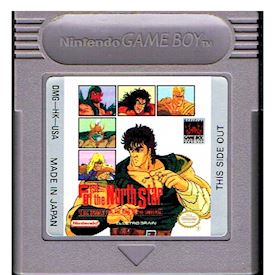 FIST OF THE NORTH STAR GAMEBOY USA