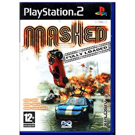 MASHED FULLY LOADED PS2