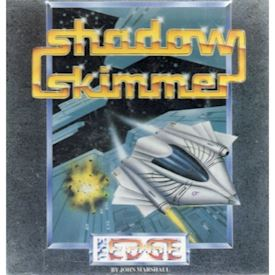 SHADOW SKIMMER C64 DISK