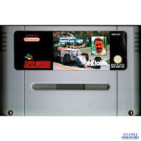 NEWMAN HAAS INDYCAR FEATURING NIGEL MANSELL SNES