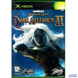 BALDURS GATE DARK ALLIANCE II XBOX