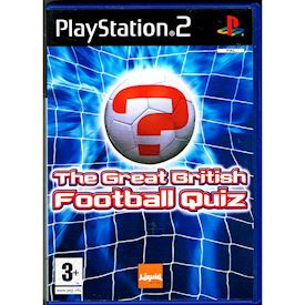 THE GREAT BRITISH FOOTBALL QUIZ PS2