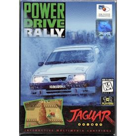 POWER DRIVE RALLY JAGUAR