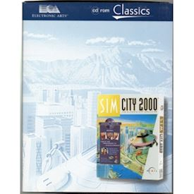 SIM CITY 2000 SPECIAL EDITION PC BIGBOX