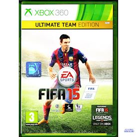 FIFA 15 XBOX ULTIMATE TEAM EDITION XBOX 360