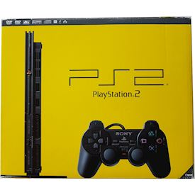SONY PLAYSTATION 2 SLIM BOXED