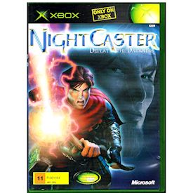 NIGHTCASTER DEFEAT THE DARKNESS XBOX