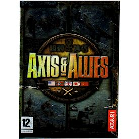 AXIS & ALLIES 2004 VERSION PC