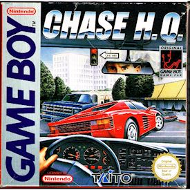 CHASE HQ GAMEBOY