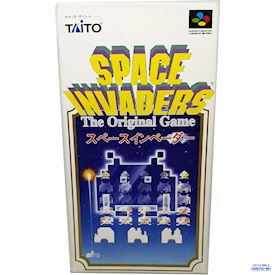 SPACE INVADERS SUPER FAMICOM