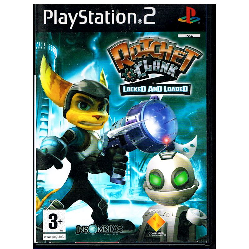 Ratchet And Clank 2 Going Commando Ps2 Have You Played A Classic