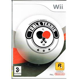 TABLE TENNIS WII