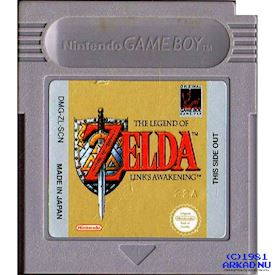 ZELDA LINKS AWAKENING GAMEBOY