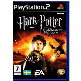 HARRY POTTER OCH DEN FLAMMANDE BÄGAREN PS2