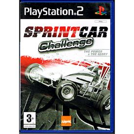 SPRINT CAR CHALLENGE PS2