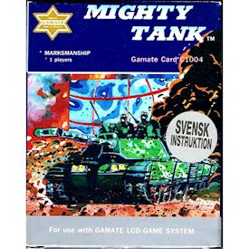 MIGHTY TANK GAMATE