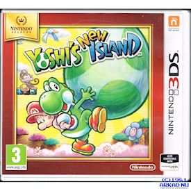 NEW YOSHIS ISLAND 3DS