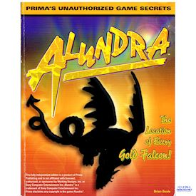 ALUNDRA PRIMAS UNAUTHORIZED GAME SECRETS