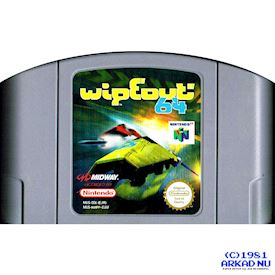 WIPEOUT 64 N64