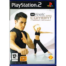 EYETOY KINETIC COMBAT PS2