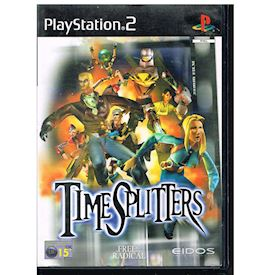 TIME SPLITTERS PS2