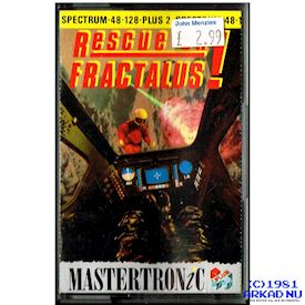 RESCUE ON FRACTALUS ZX SPECTRUM