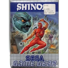 SHINOBI GAMEGEAR