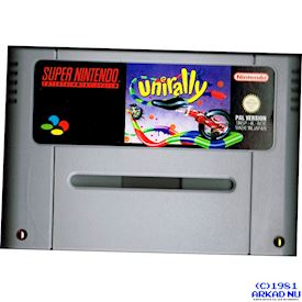 UNIRALLY SNES