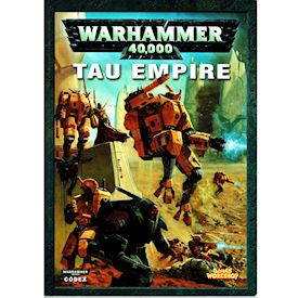 TAU EMPIRE WARHAMMER 40000