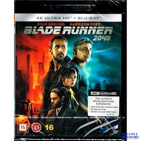 BLADE RUNNER 2049 4K ULTRA HD + BLU-RAY
