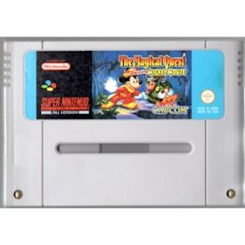 THE MAGICAL QUEST STARRING MICKEY MOUSE SNES SCN