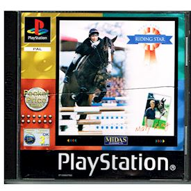 MARY KING RIDING STAR PS1