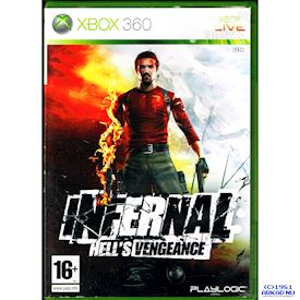 INFERNAL HELLS VENGEANCE XBOX 360