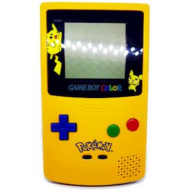 GAMEBOY COLOR POKEMON SPECIAL EDITION