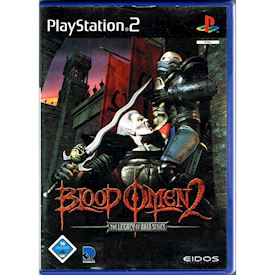 BLOOD OMEN 2 PS2
