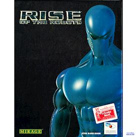 RISE OF THE ROBOTS PC BIGBOX