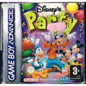 DISNEY'S PARTY GAMEBOY ADVANCE