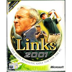 LINKS 2001 PC BIGBOX