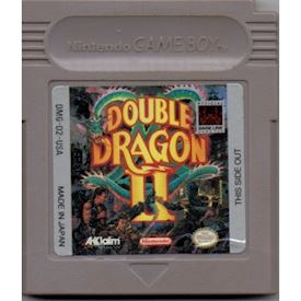 DOUBLE DRAGON II GAMEBOY