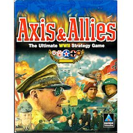 AXIS & ALLIES PC BIGBOX